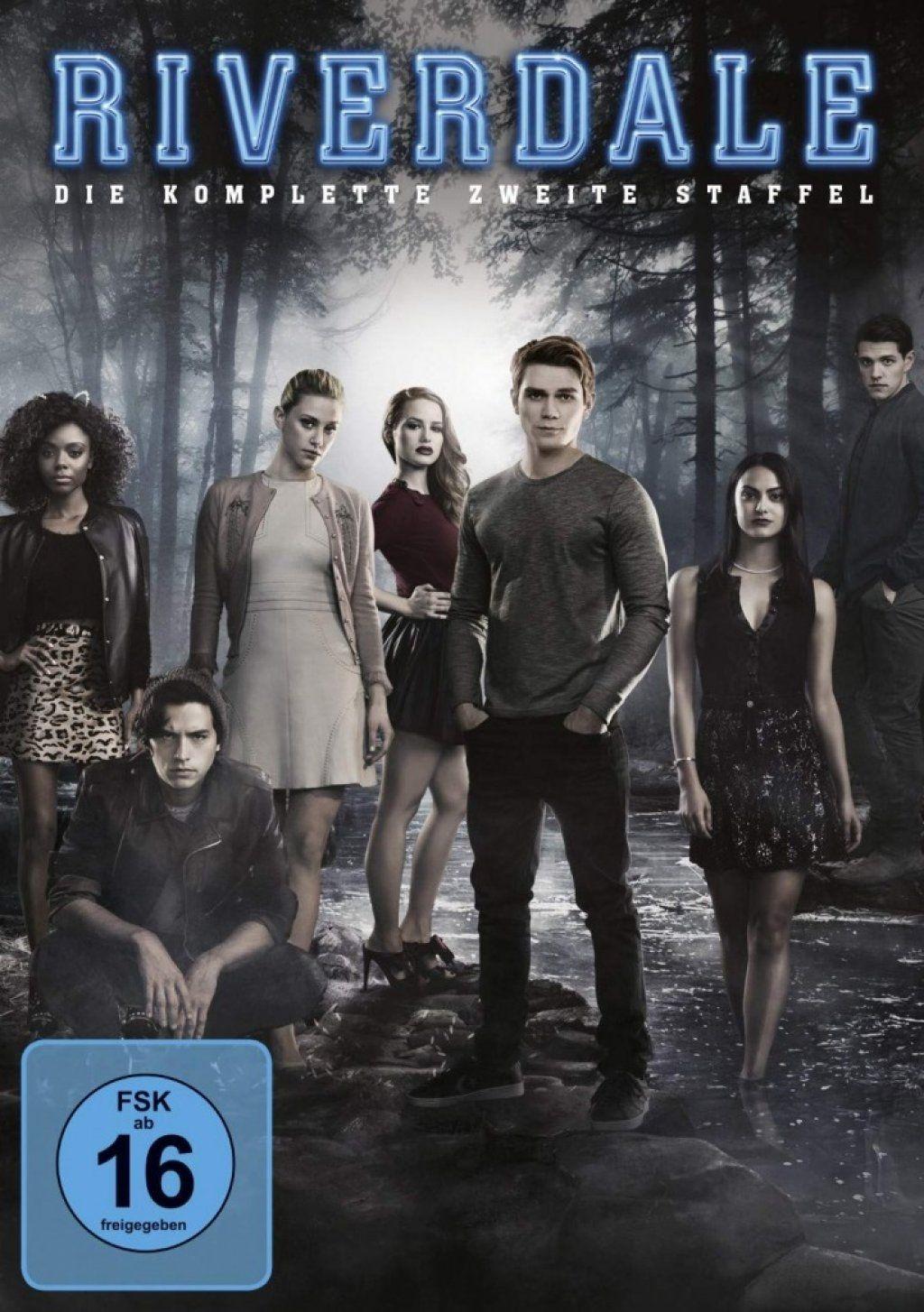 Riverdale - Staffel 2 (4 Discs)