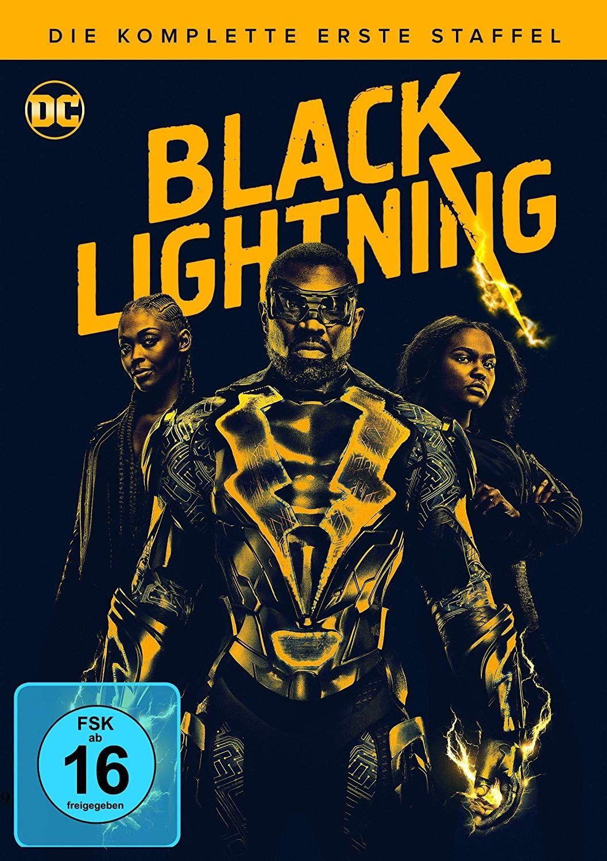 Black Lightning - Die komplette erste Staffel (3 Discs)