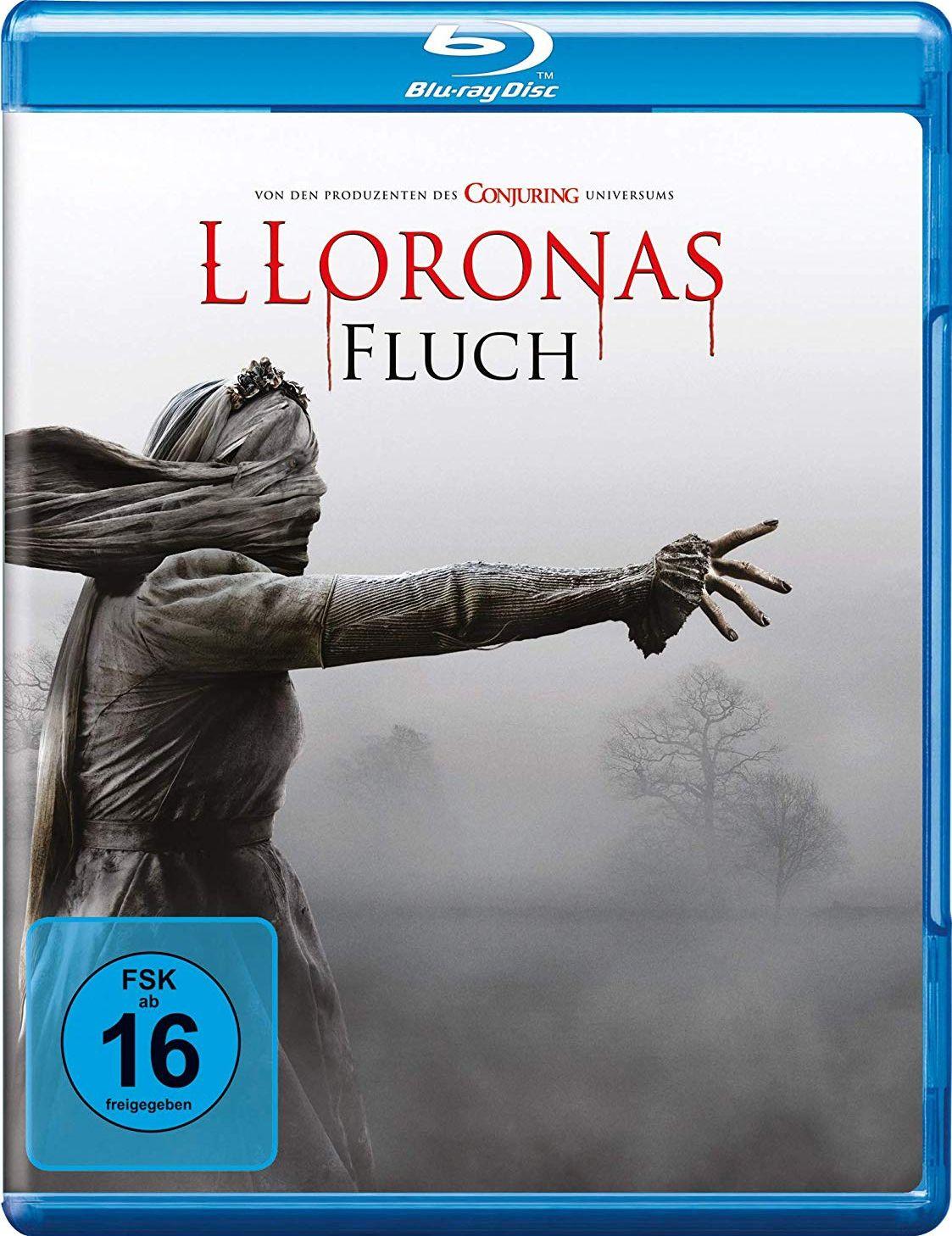 Lloronas Fluch (BLURAY)