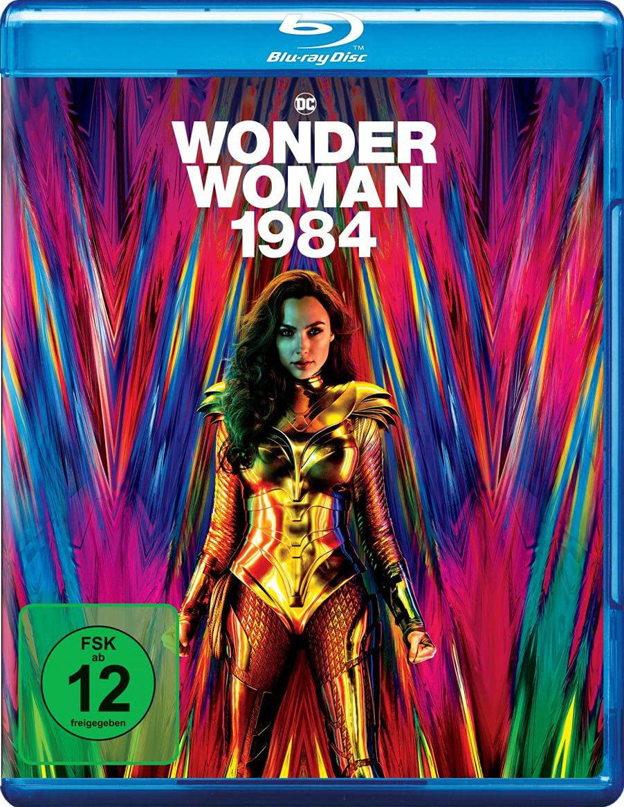Wonder Woman 1984 (BLURAY)