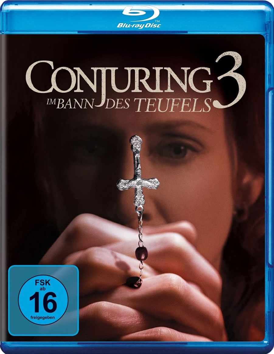 Conjuring 3 - Im Bann des Teufels (BLURAY)