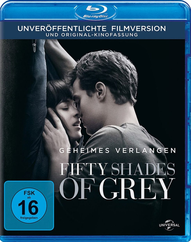 Fifty Shades of Grey - Geheimes Verlangen (BLURAY)