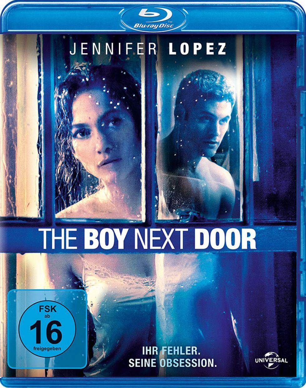 Boy Next Door, The (BLURAY)