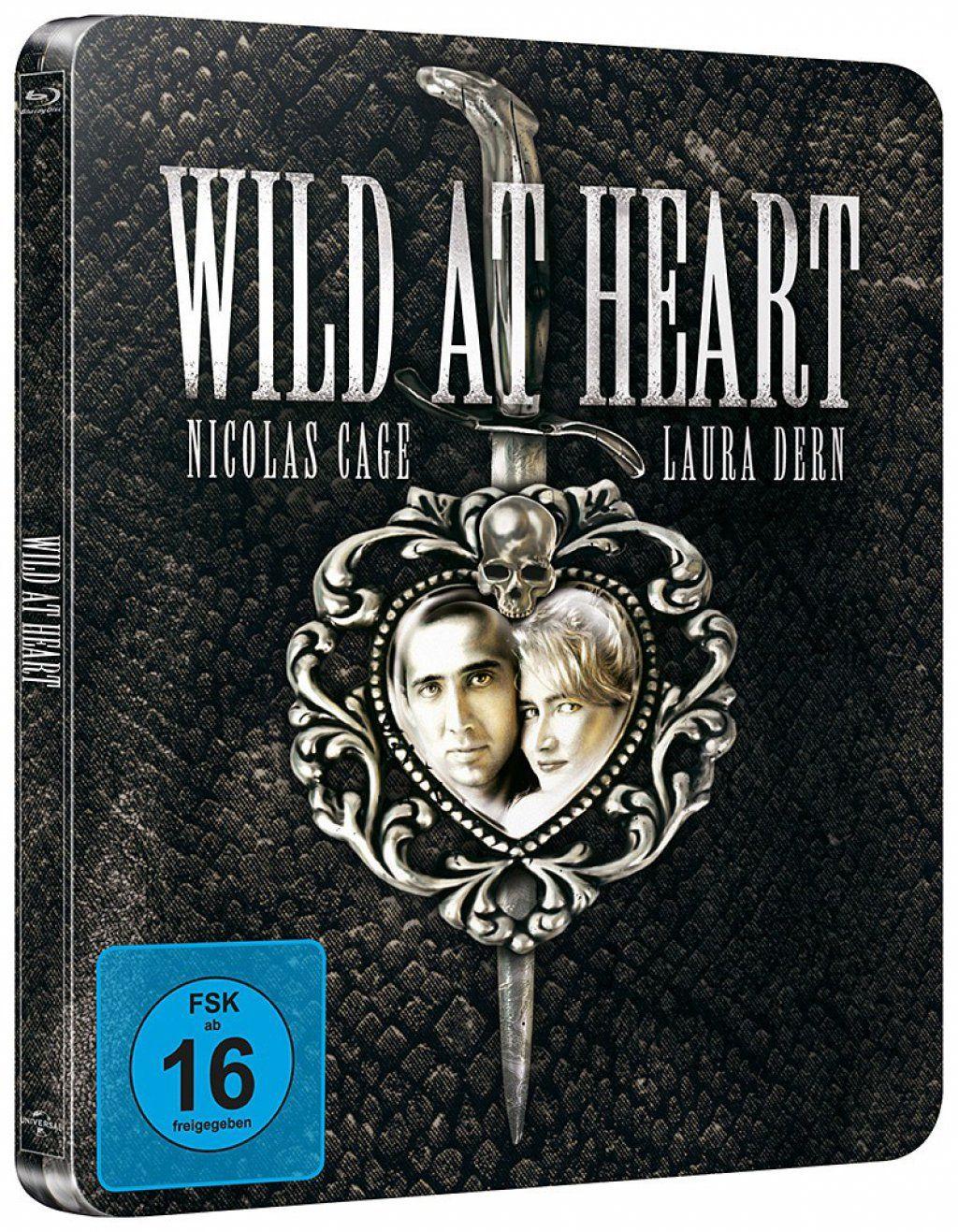 Wild at Heart (Lim. Steelbook) (BLURAY)