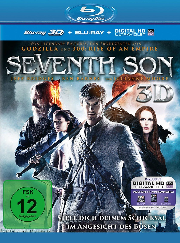 Seventh Son 3D (2 Discs) (BLURAY + BLURAY 3D)