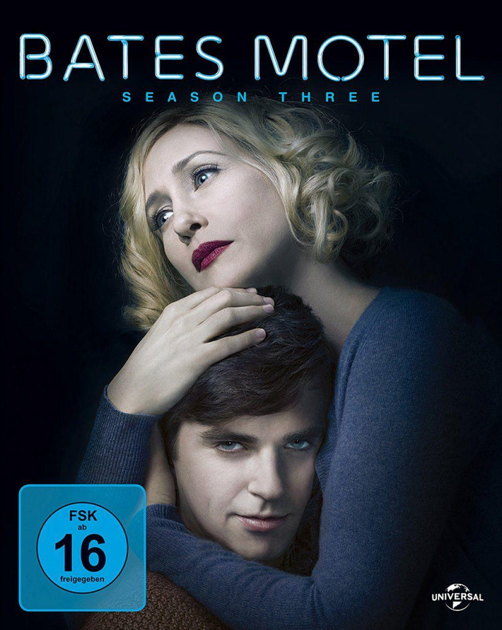 Bates Motel - Season 3 (2 Discs) (BLURAY)