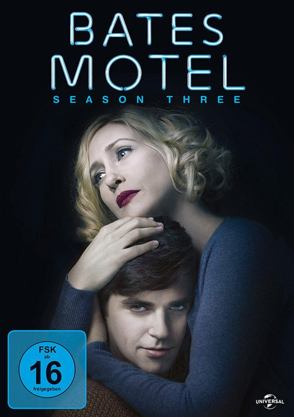 Bates Motel - Season 3 (3 Discs)