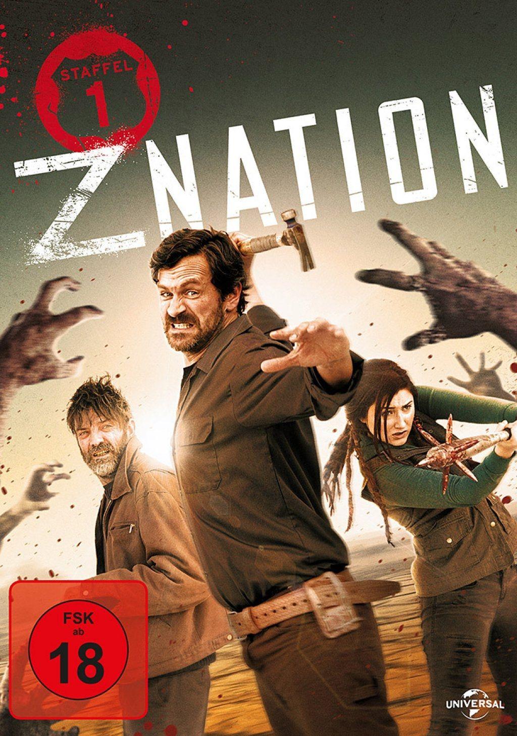 Z Nation - Staffel 1 (4 Discs)