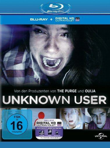 Unknown User (BLURAY)