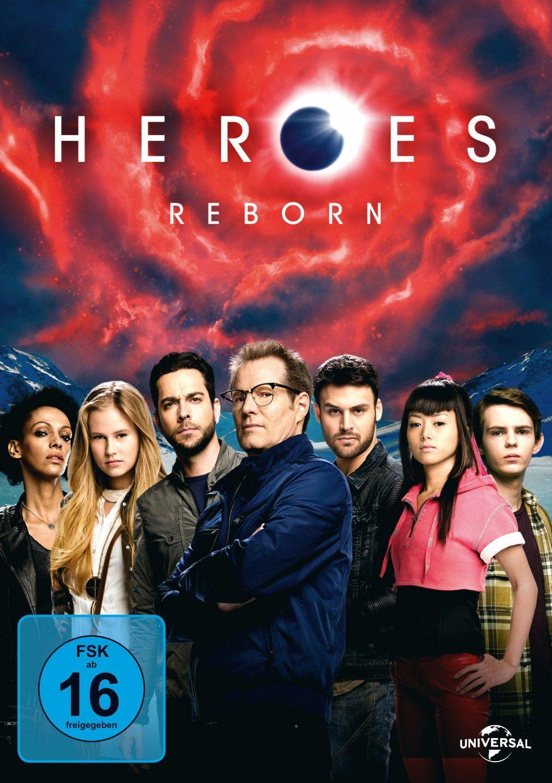 Heroes Reborn - Staffel 1 (4 Discs)