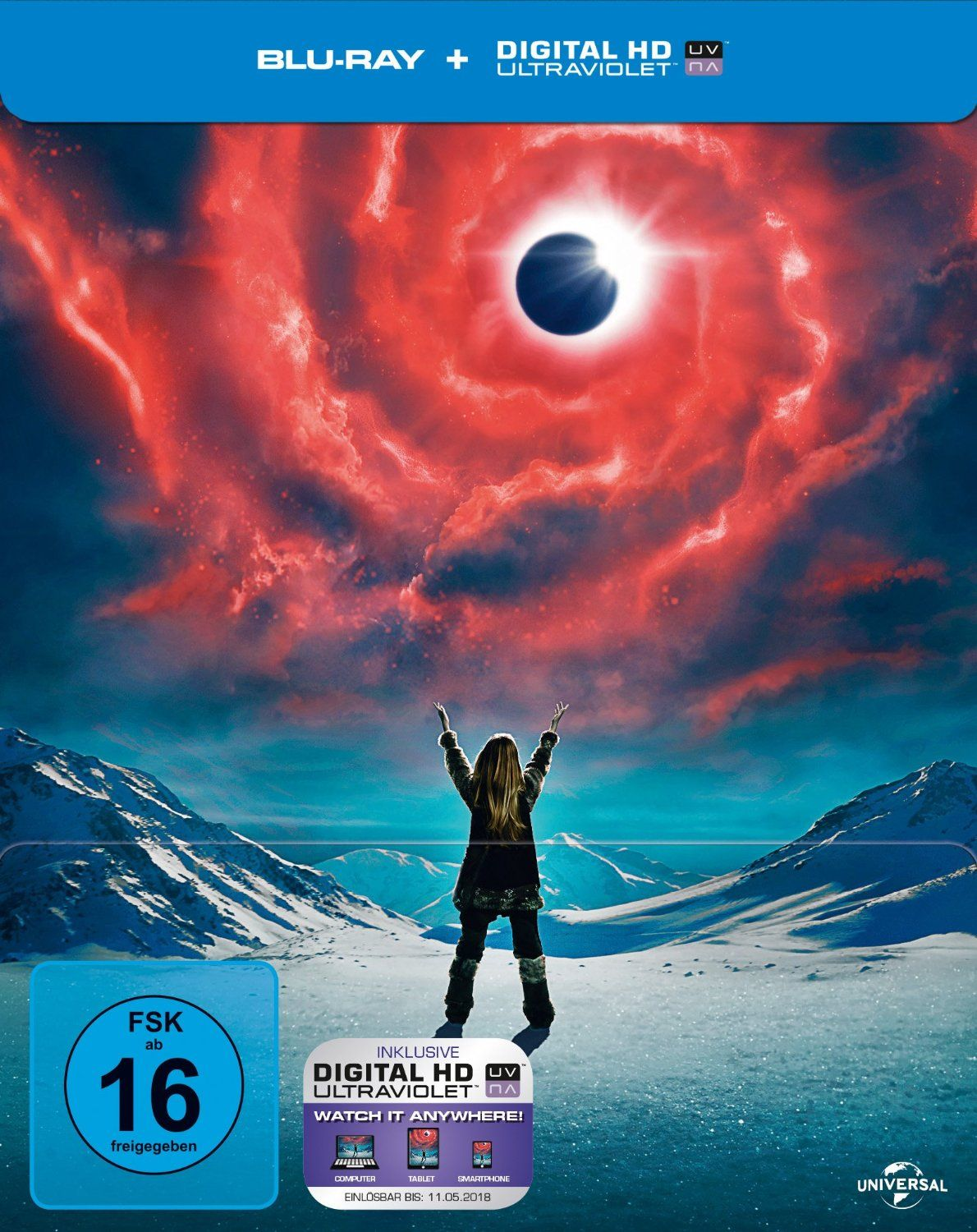 Heroes Reborn - Staffel 1 (Steelbook) (3 Discs) (BLURAY)
