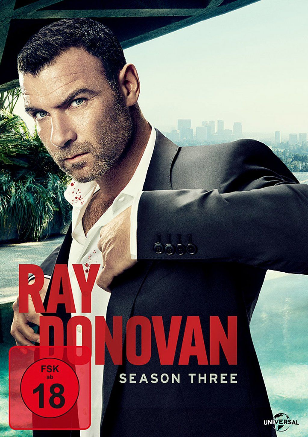 Ray Donovan - Season 3 (4 Discs)