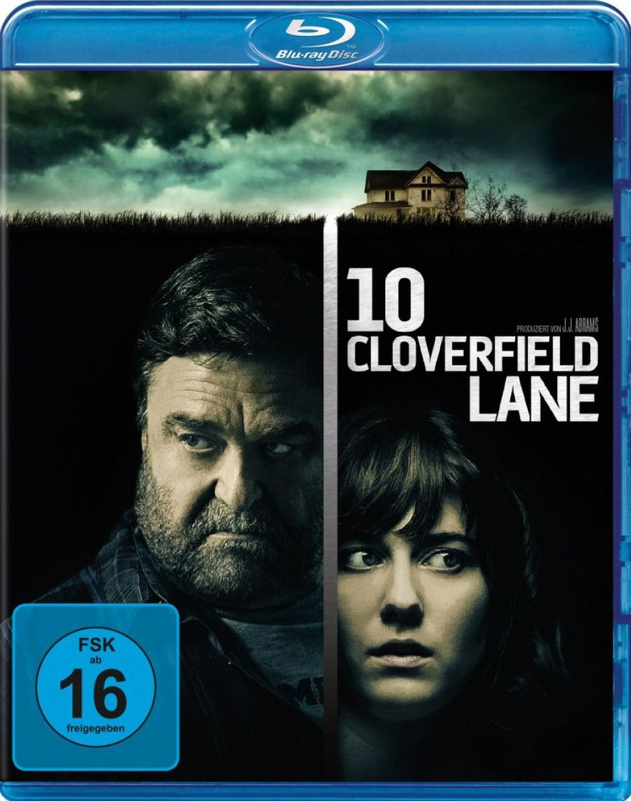 10 Cloverfield Lane (BLURAY)