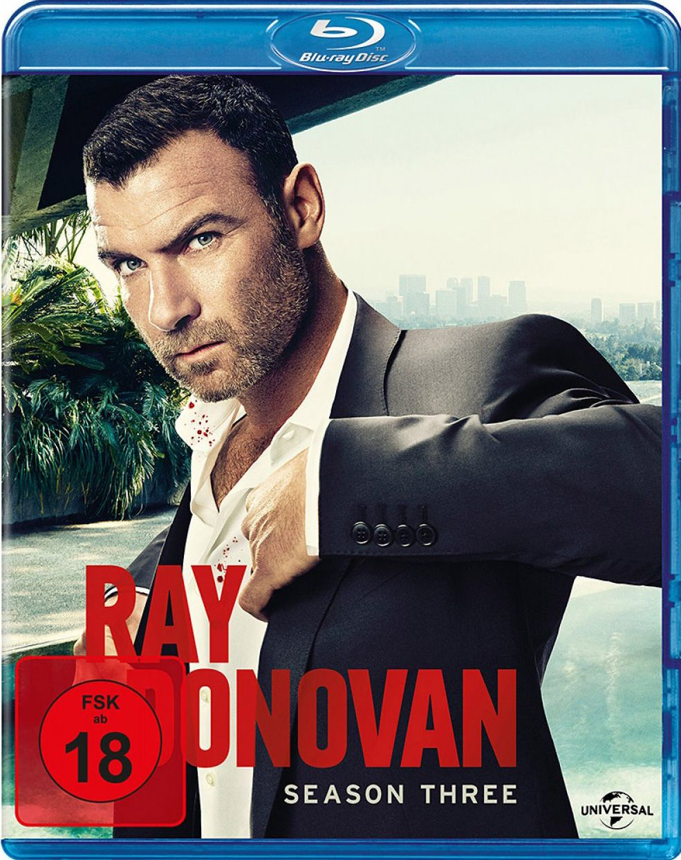 Ray Donovan - Season 3 (4 Discs) (BLURAY)