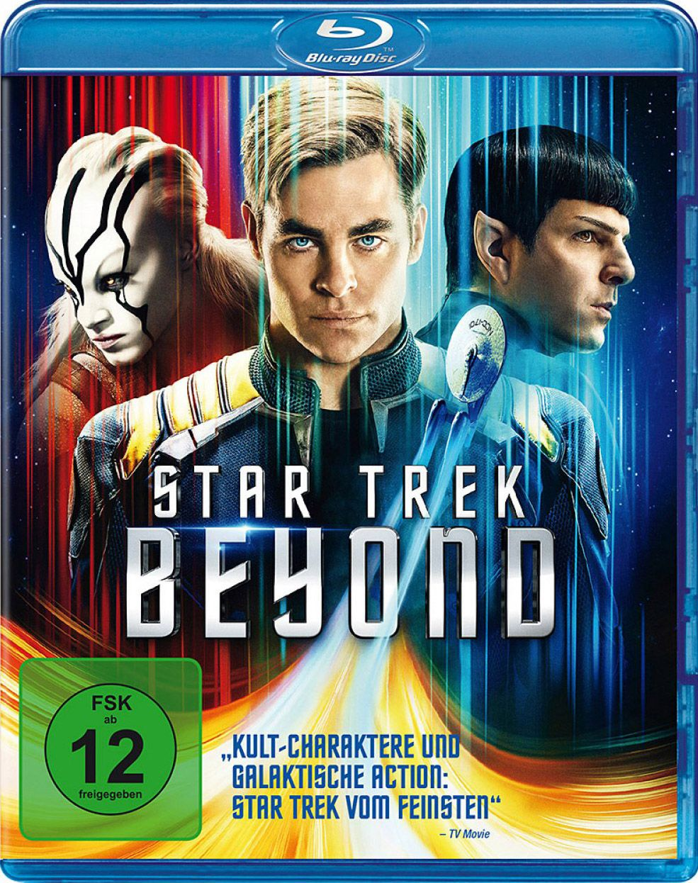 Star Trek - Beyond (BLURAY)