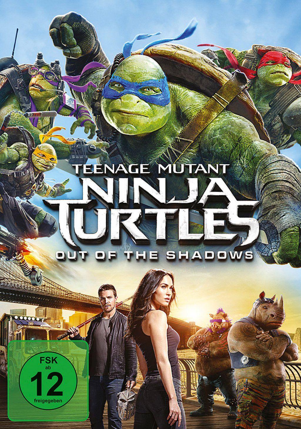 Teenage Mutant Ninja Turtles - Out of the Shadows