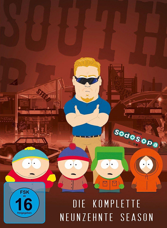 South Park: Season 19 (2 Discs)