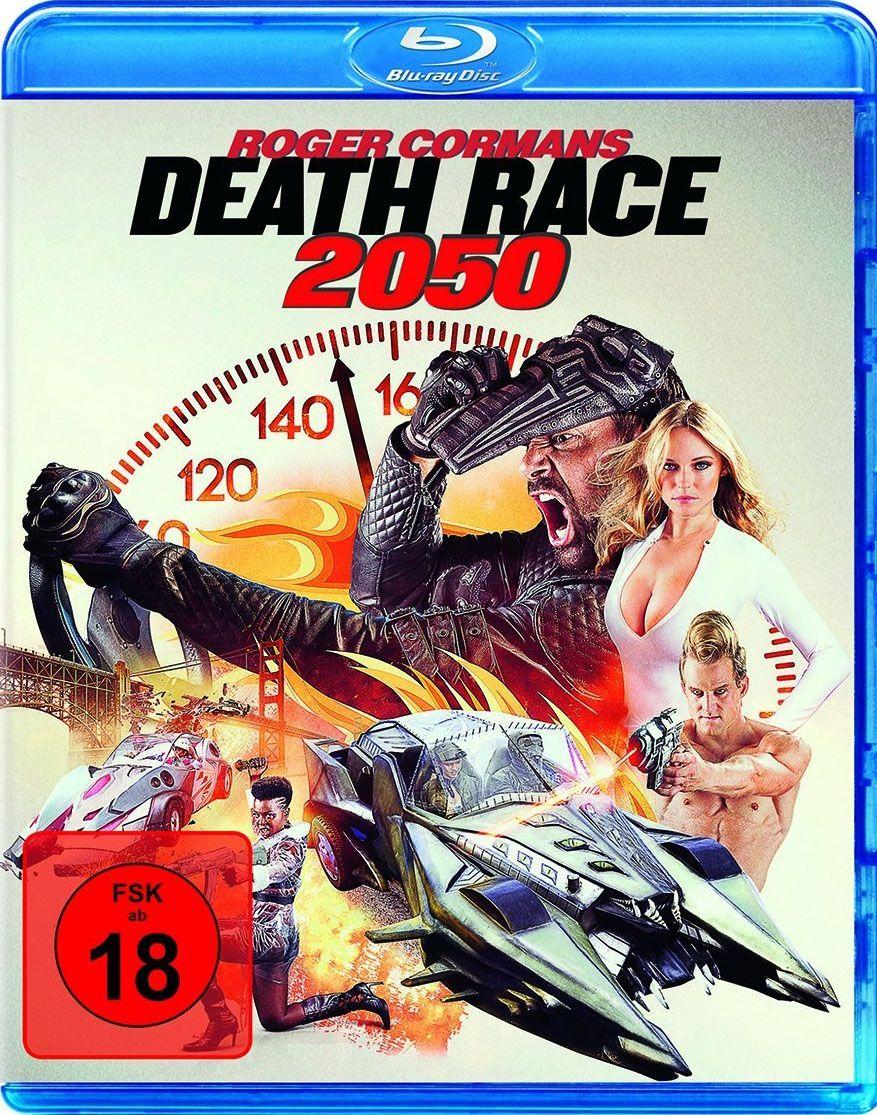 Death Race 2050 (BLURAY)