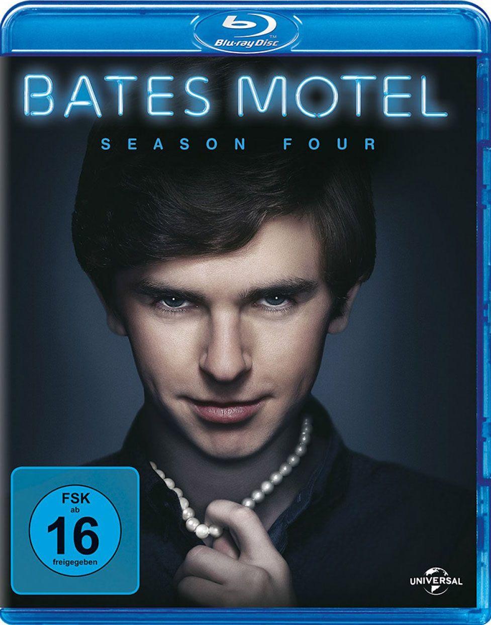 Bates Motel - Season 4 (2 Discs) (BLURAY)