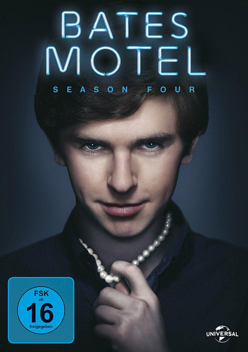 Bates Motel - Season 4 (3 Discs)