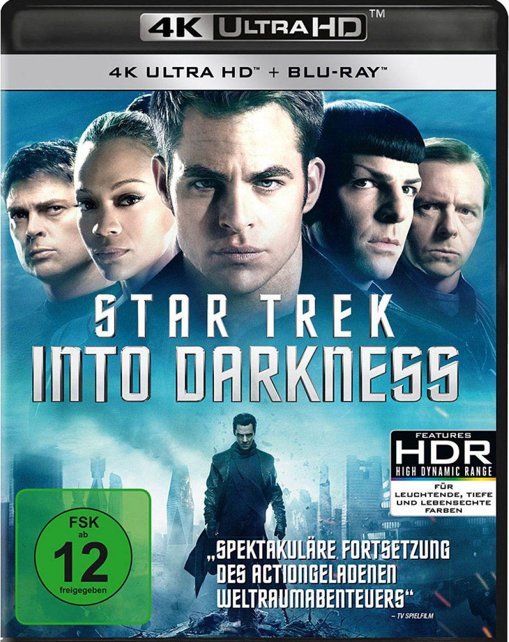 Star Trek - Into Darkness (2 Discs) (UHD BLURAY + BLURAY)