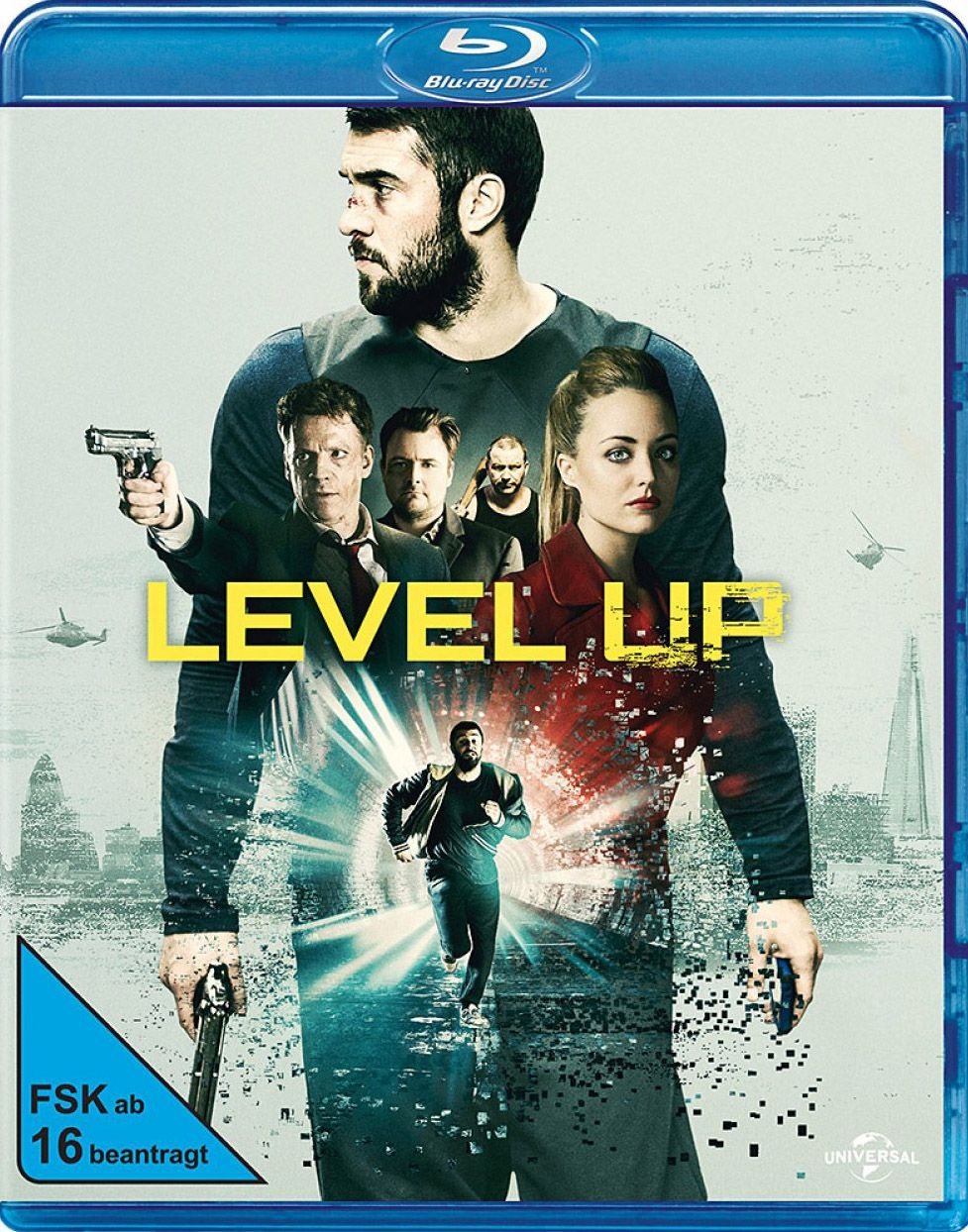 Level Up (BLURAY)