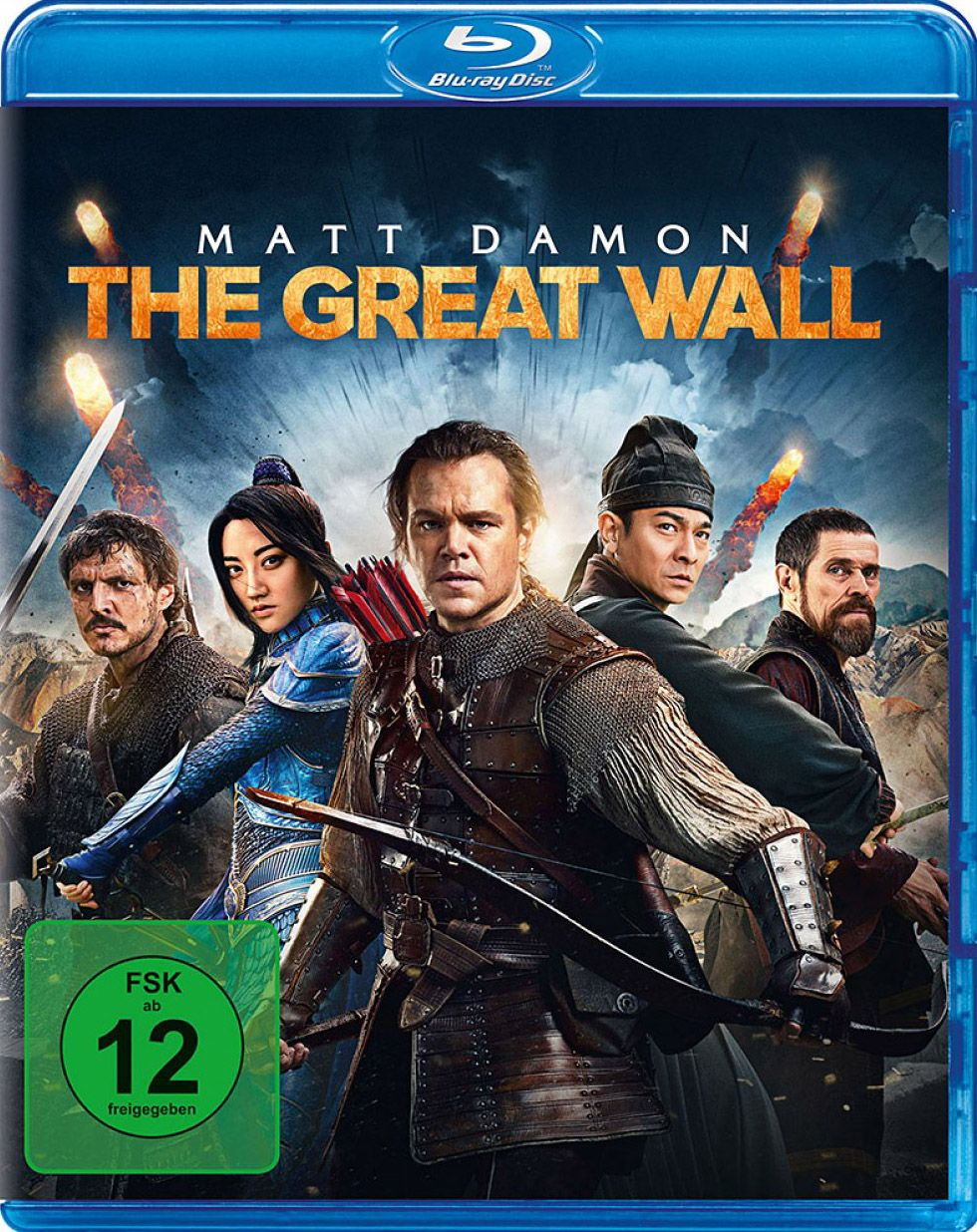 Great Wall, The (BLURAY)
