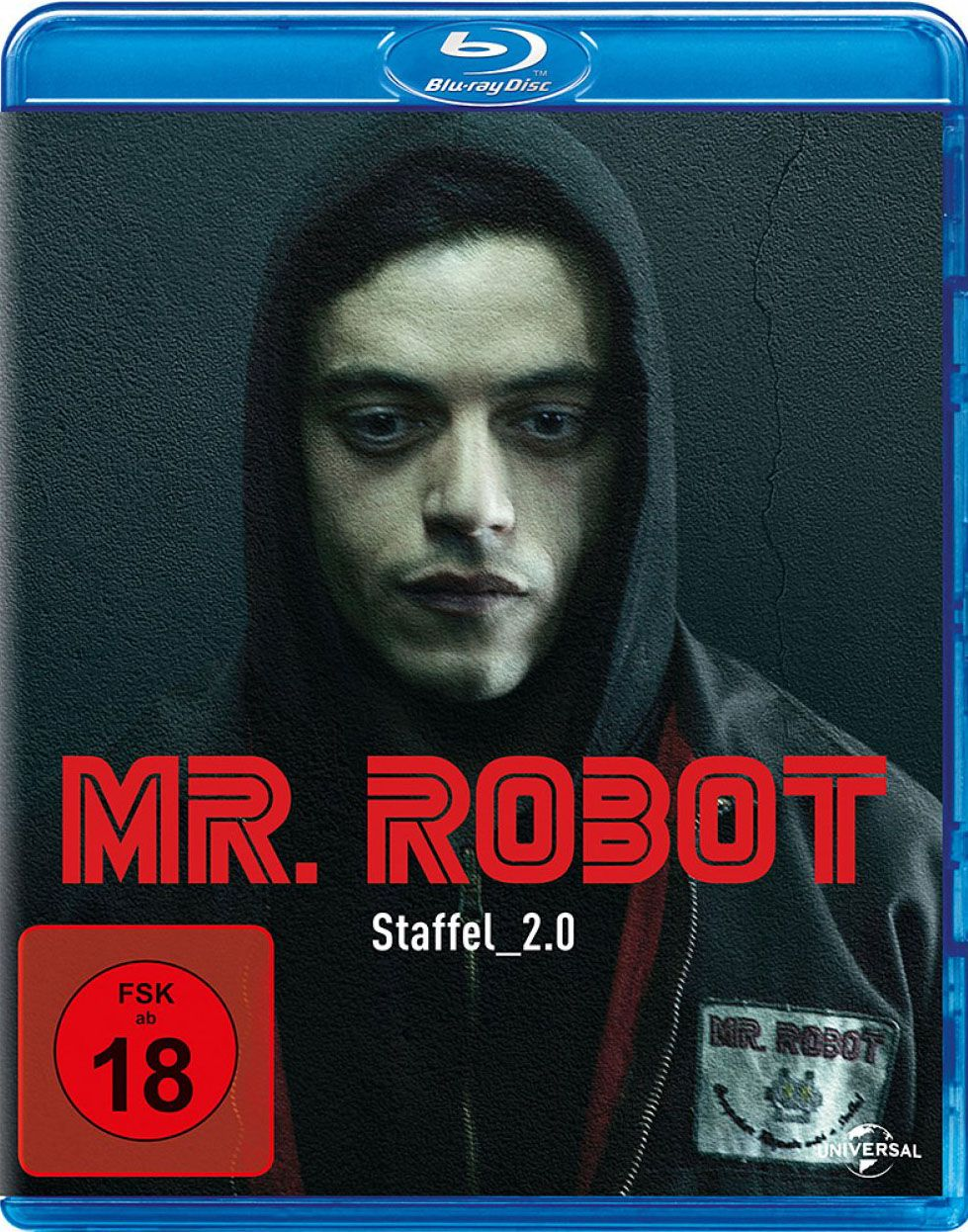 Mr. Robot - Staffel 2 (3 Discs) (BLURAY)