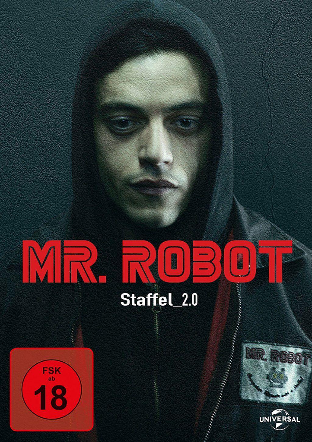 Mr. Robot - Staffel 2 (4 Discs)