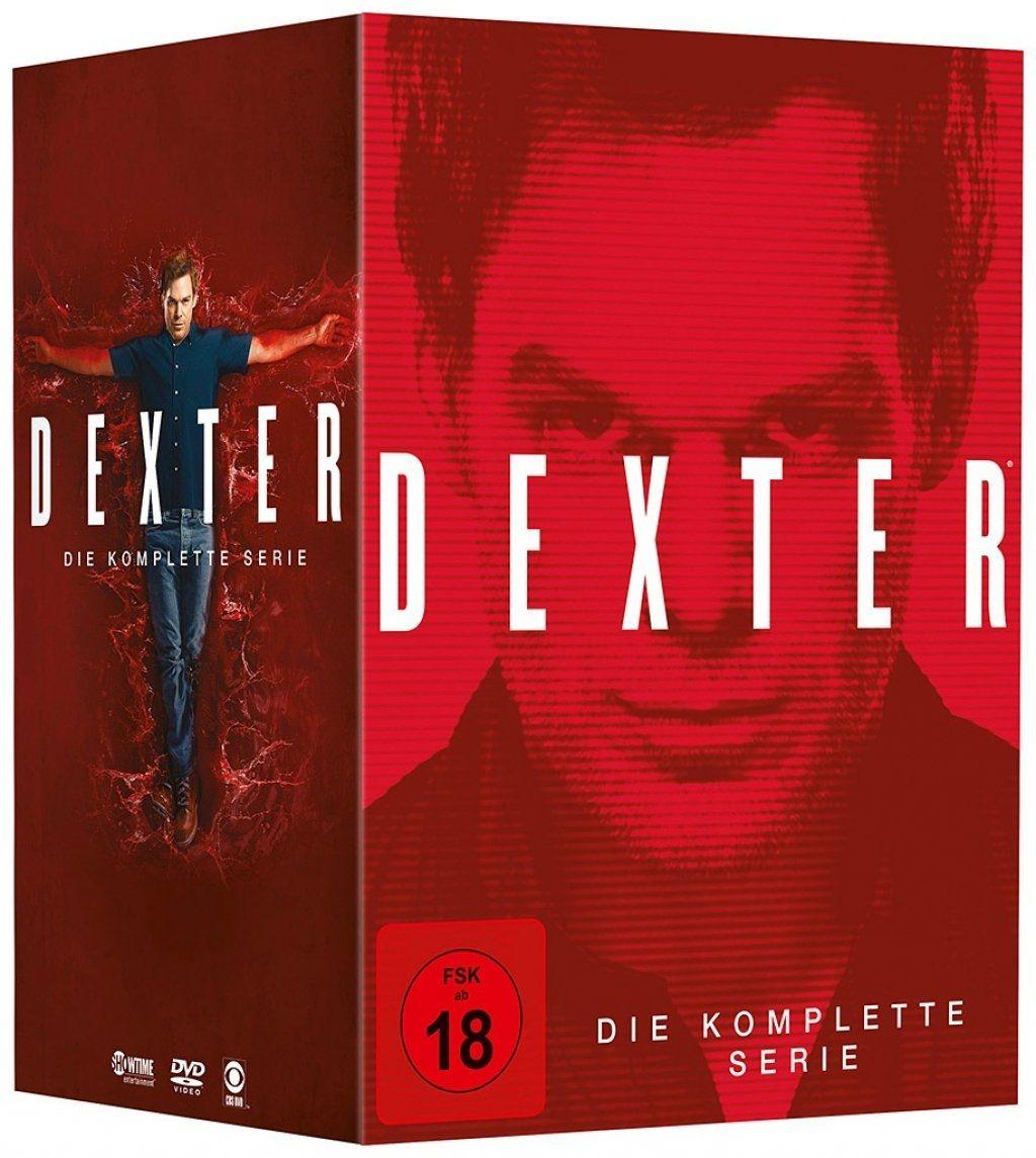 Dexter - Die komplette Serie (35 Discs)