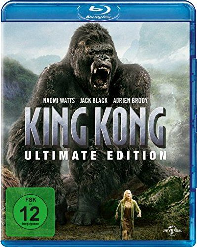 King Kong (Extended Version) (Ultimate Edition) (BLURAY)
