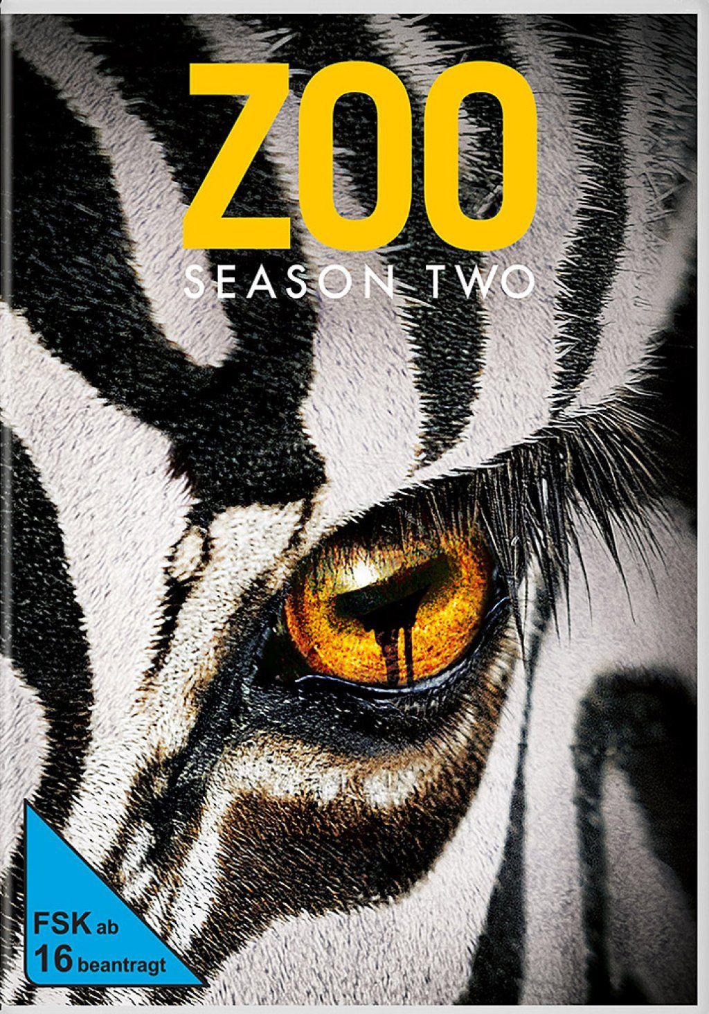 Zoo - Staffel 2 (4 Discs)