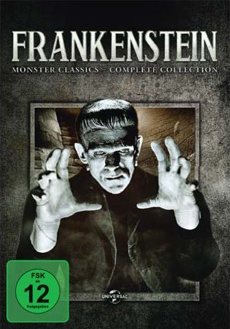 Frankenstein - Monster Classics - Complete Collection (7 Discs)
