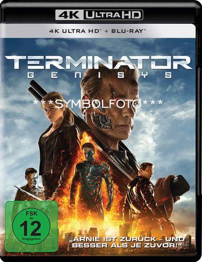 Terminator: Genisys (2 Discs) (UHD BLURAY + BLURAY)