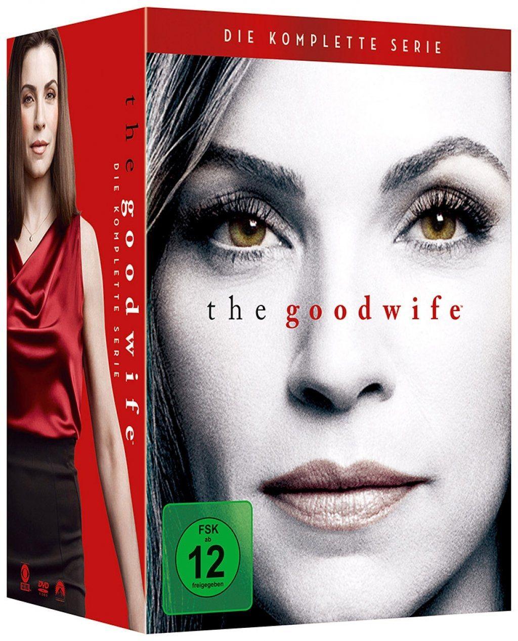 Good Wife, The - Die komplette Serie (42 Discs)