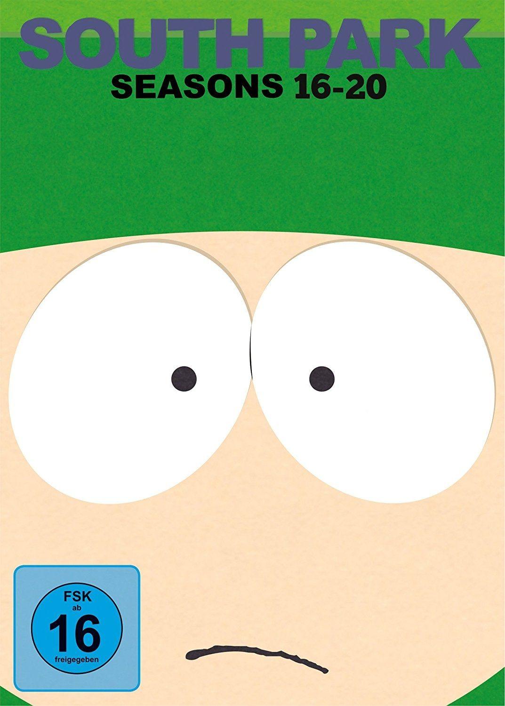South Park: Season 16 - 20 (11 Discs)