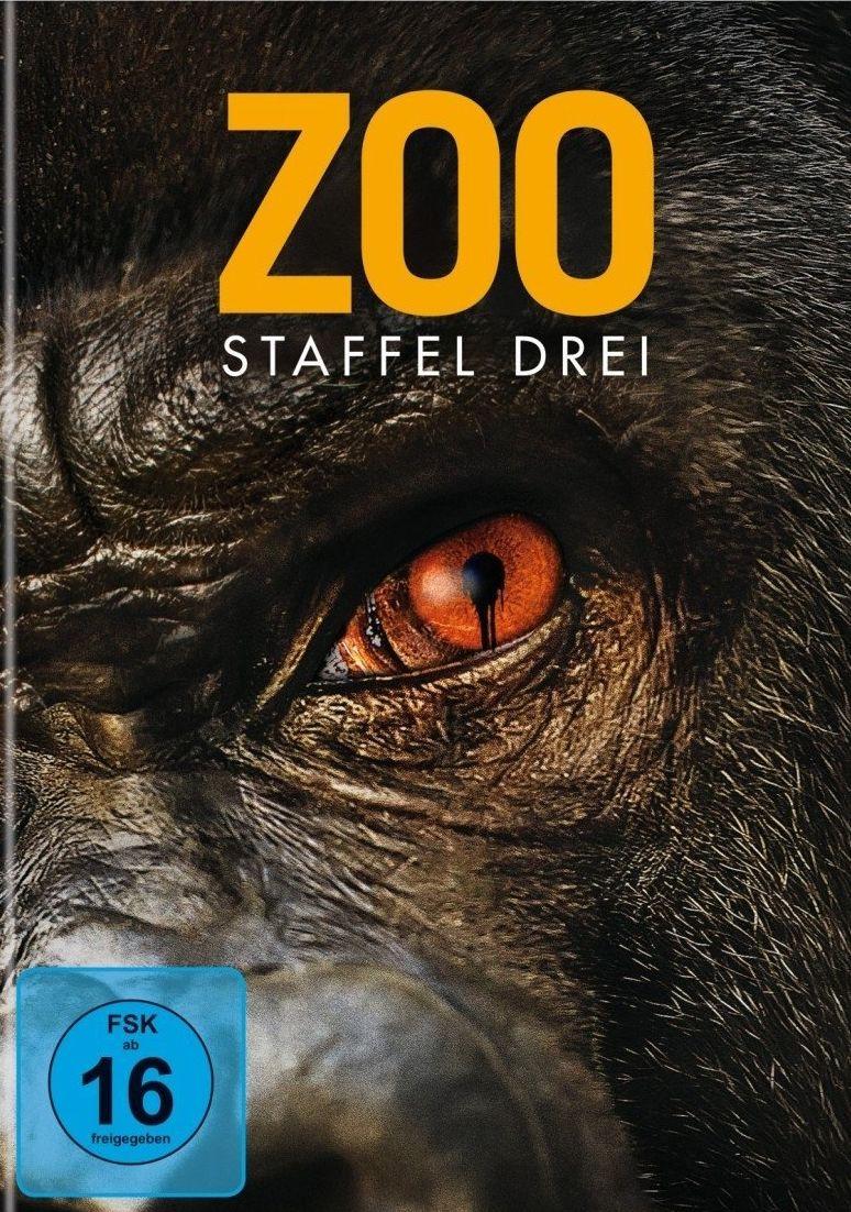 Zoo - Staffel 3 (3 Discs)