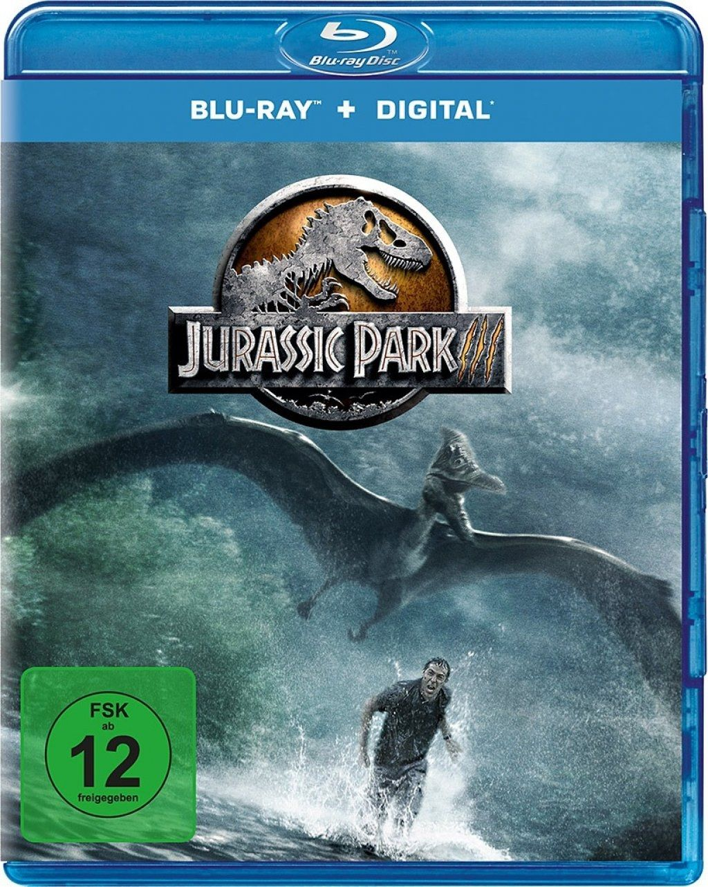 Jurassic Park 3 (Neuauflage) (BLURAY)