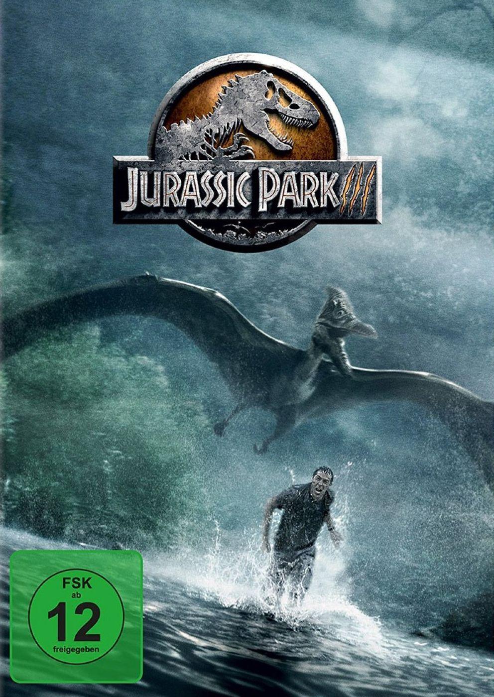 Jurassic Park 3 (Neuauflage)