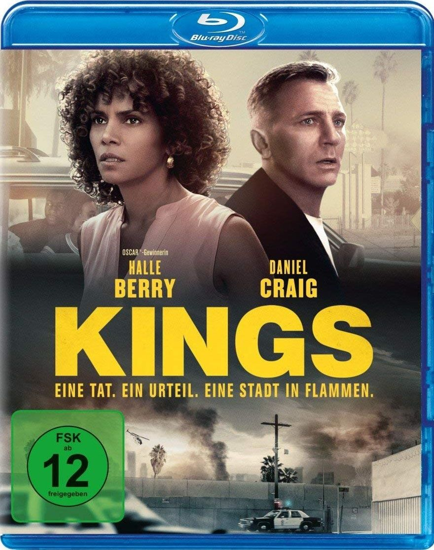 Kings (BLURAY)