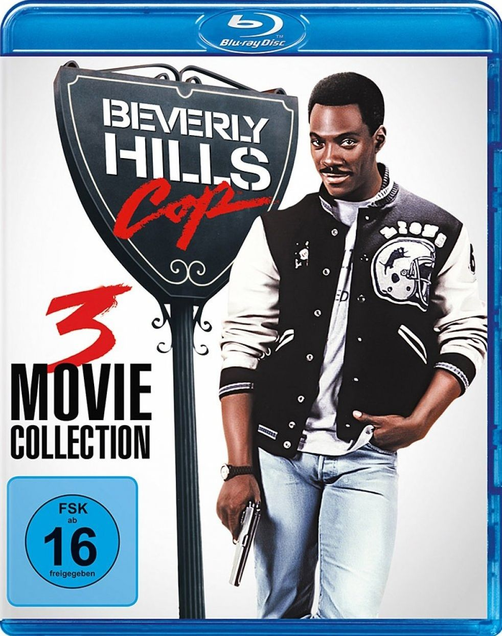 Beverly Hills Cop 1 - 3 Collection (Neuauflage) (3 Discs) (BLURAY)