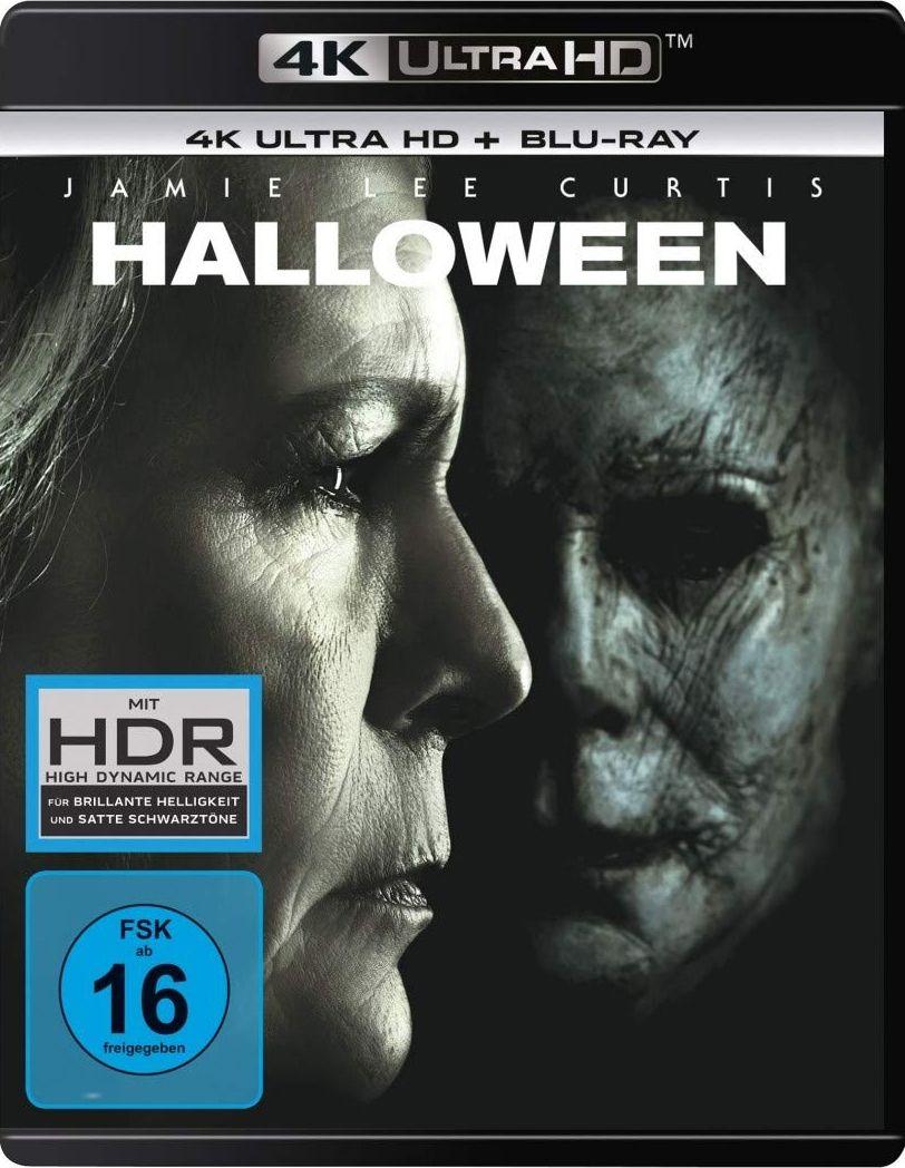 Halloween (2018) (2 Discs) (UHD BLURAY + BLURAY)