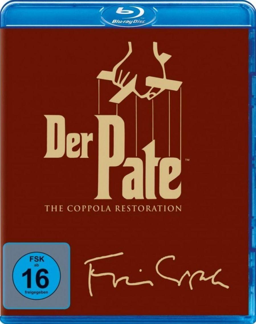 Pate, Der - The Coppola Restauration (3 Discs) (BLURAY)