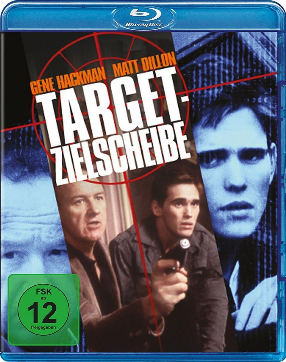 Target - Zielscheibe (BLURAY)