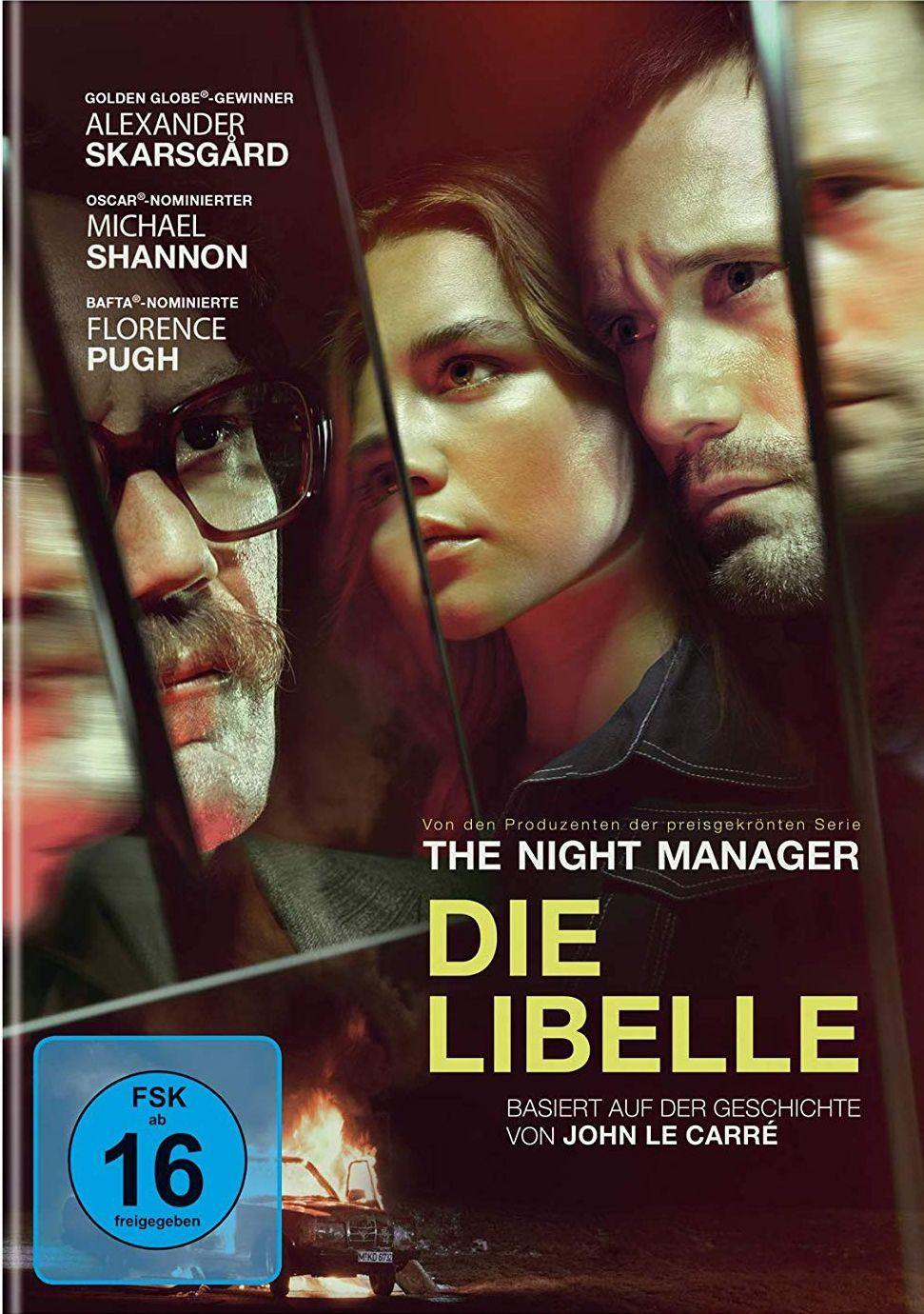 Libelle, Die (2018) (2 Discs)