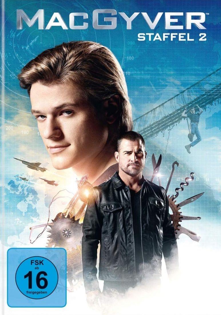 MacGyver (2016) - Staffel 2 (6 Discs)
