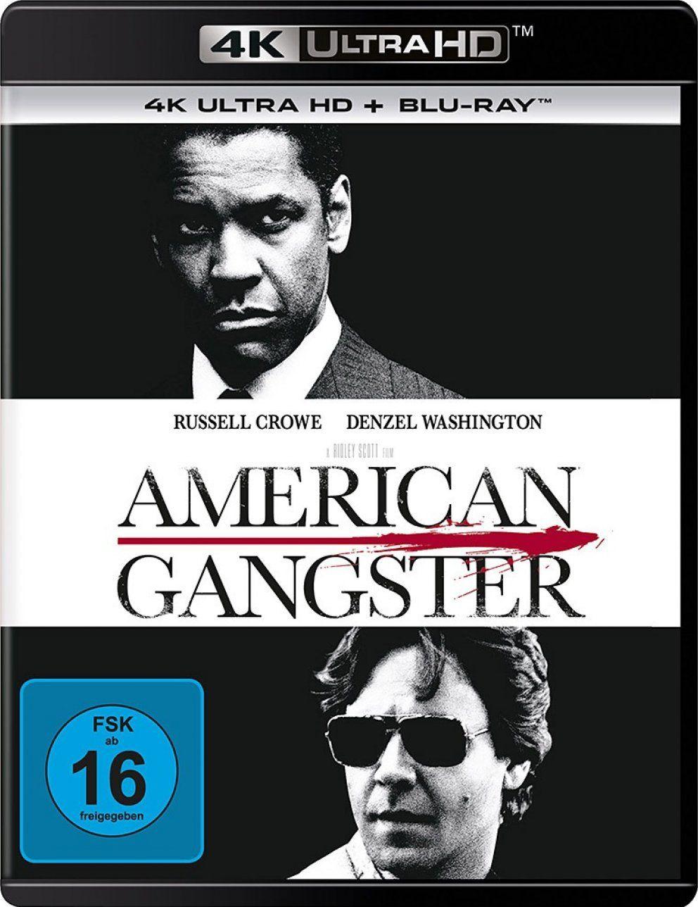 American Gangster (2 Discs) (UHD BLURAY + BLURAY)