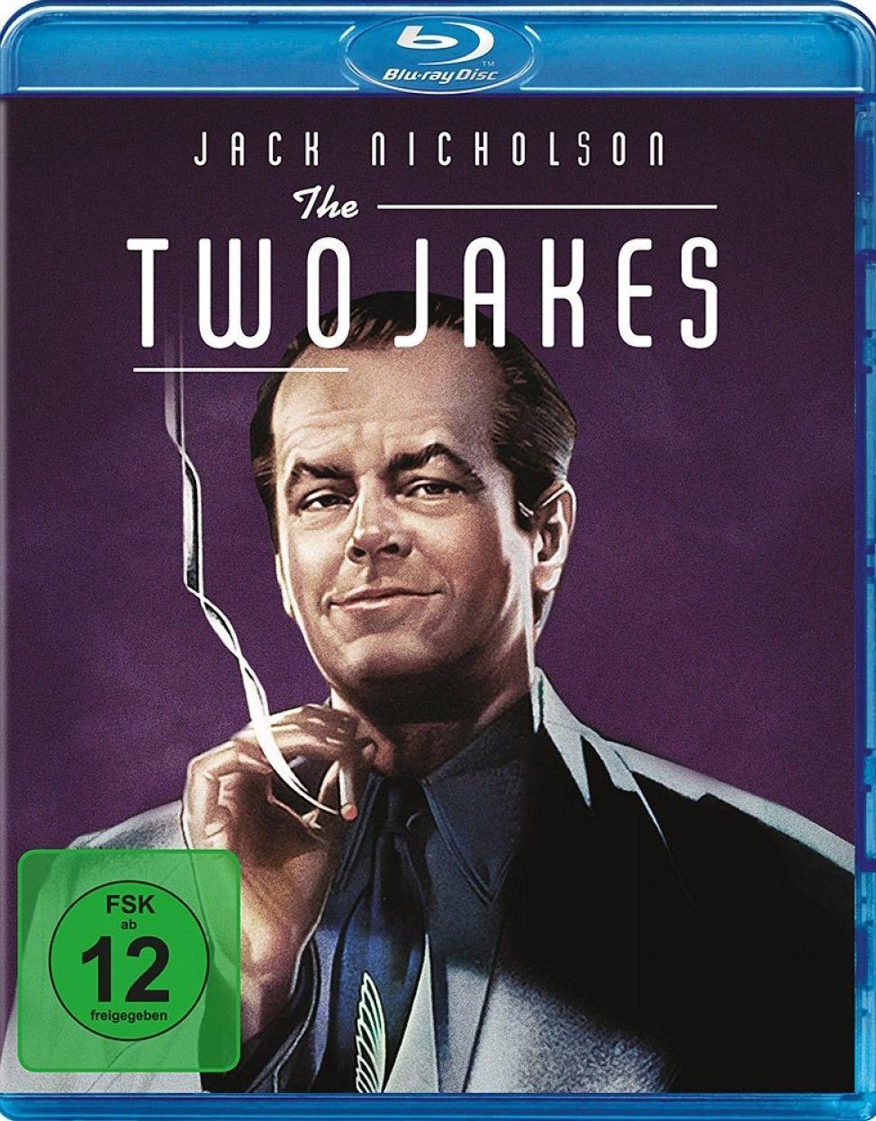 Spur führt zurück, Die - The Two Jakes (BLURAY)