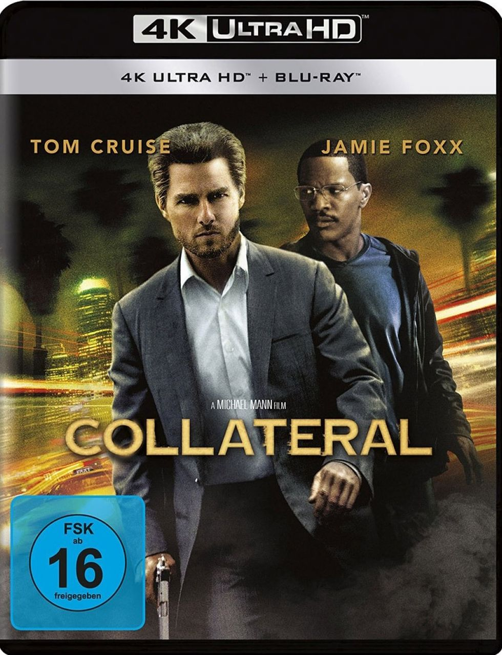Collateral (2 Discs) (UHD BLURAY + BLURAY)