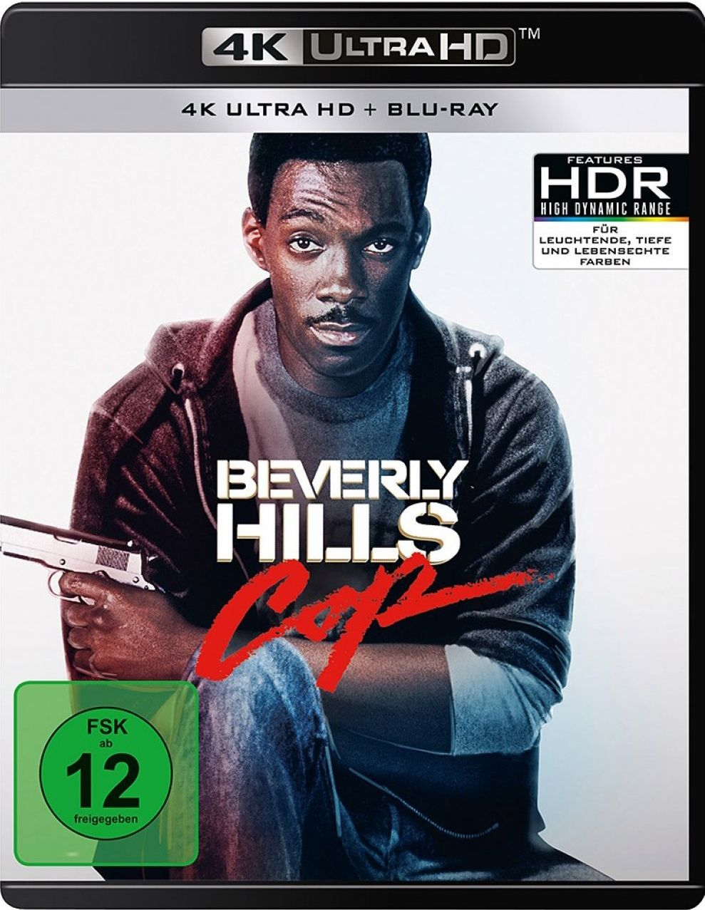 Beverly Hills Cop 1 (2 Discs) (UHD BLURAY + BLURAY)